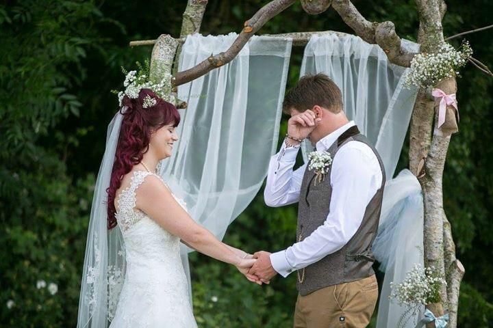 Festival Wedding & Unity Candle Ceremony