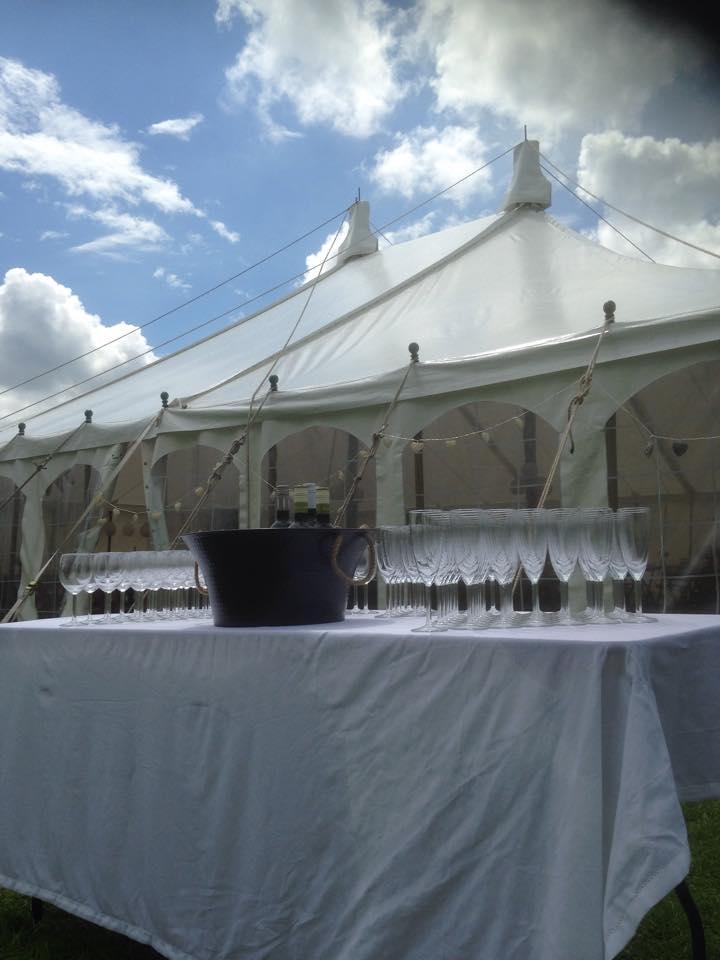 G&L Alcott Celebrant Wedding Marquee