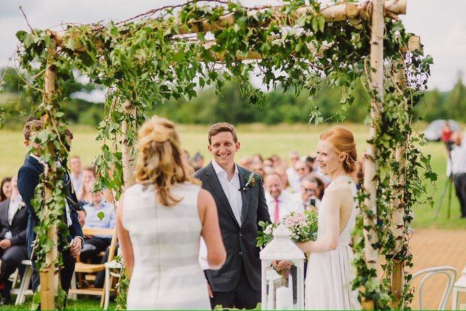 Alcott Marquee Wedding Celebrant