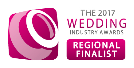 The Wedding Industry Awards 2017 – I'm a Regional Finalist