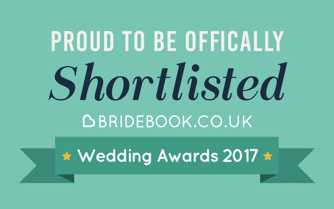 Just Celebrations Shortlisted for National Wedding Award