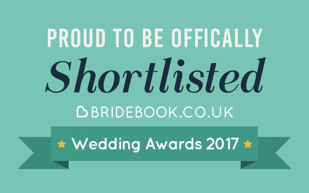 Just Celebrations Shortlisted for National Wedding Award