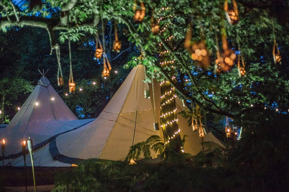 Elite Tents Tipi Open Weekend 4th & 5th March 2017