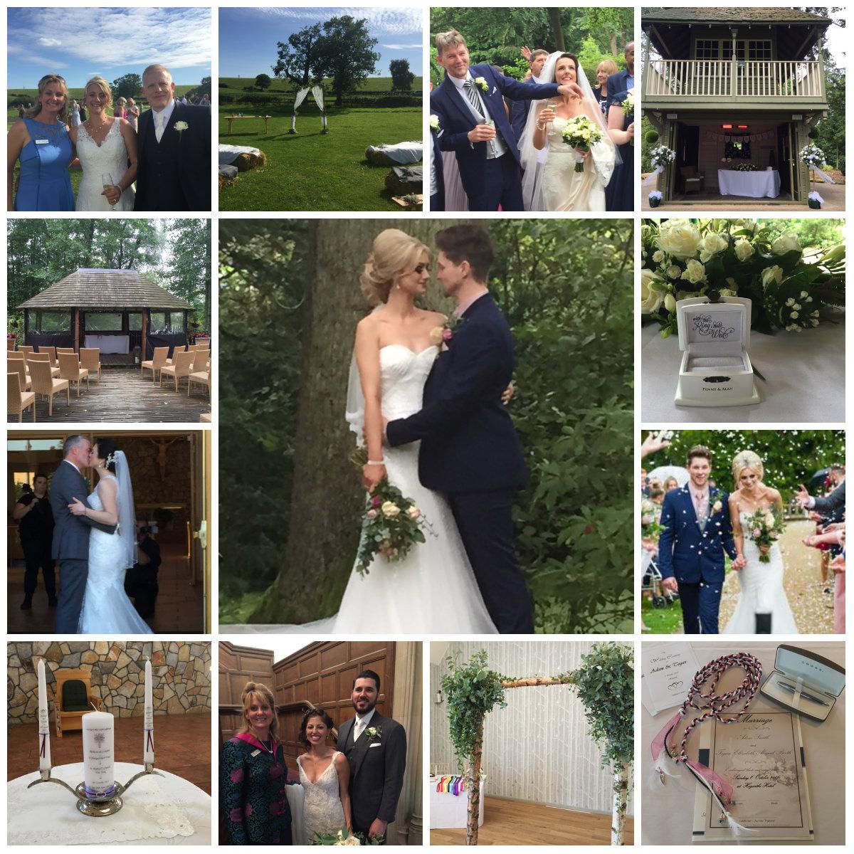 2017 weddings Just Celebrations Celebrant
