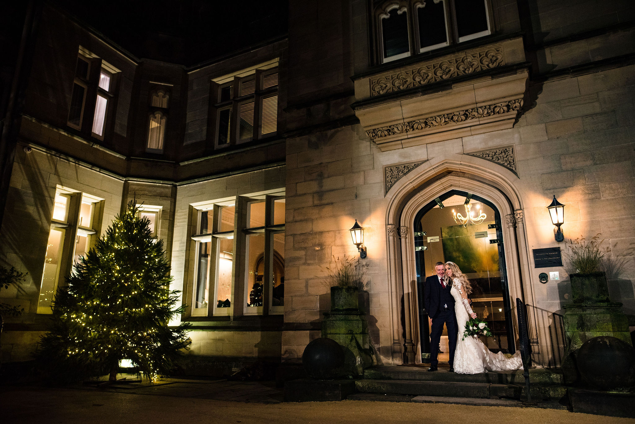 Christmas Hampton Manor renewal of vows celebrant ceremony